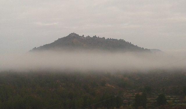 Ruta al Volcan Cerro de Agras