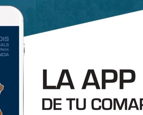 La App de tu comarca