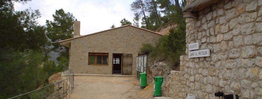 Cofrentes y La Cueva de Don Juan