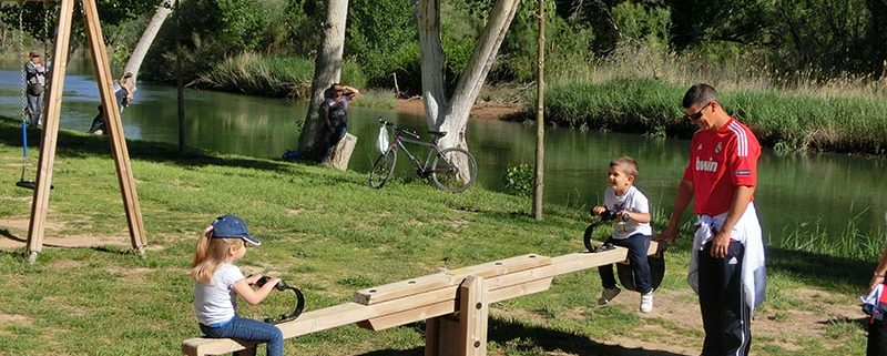 Areas Recreativas en Cofrentes