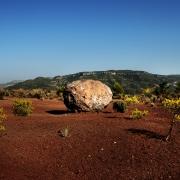 Cerro de Agras, único volcán visitable de la Comunidad Valenciana